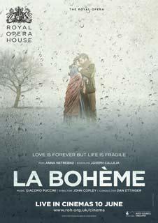 Royal Opera: La Boheme (Live)