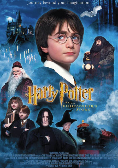 Wonder Years: Harry Potter And The Philosopher's Stone