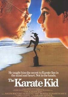 The Karate Kid - 4k re-release