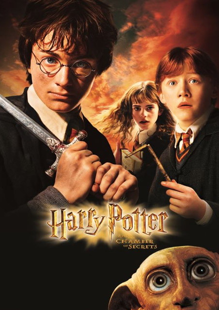 Cinema Book Club: Harry Potter And The Chamber of Secrets