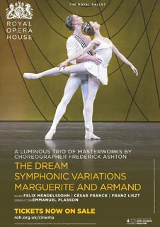 Royal Ballet: The Dream / Symphonic Variations / Marguerite and Armand (Live)