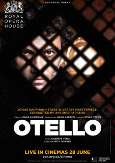 Royal Opera: Otello (Encore)
