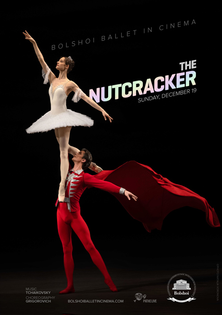 Bolshoi: The Nutcracker (Recorded)