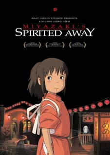 Wonder Years: Spirited Away (Dubbed)