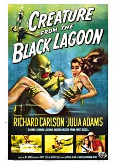Hollywood Babylon: Creature From The Black Lagoon