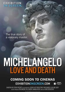 Exhibition on Screen: Michelangelo - Love & Death