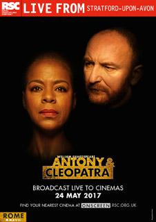 RSC Live: Antony and Cleopatra