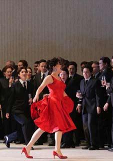 Met Opera: La Traviata (Encore)