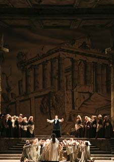 Met Opera: Idomeneo (Encore)
