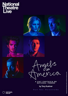 NT Live: Angels in America Part 2: Perestroika (Encore)