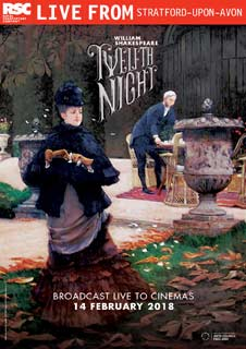 RSC: Twelfth Night (Live)