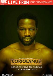 RSC: Coriolanus (Live)