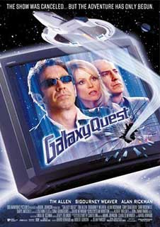 Sigourney Fever: Galaxy Quest
