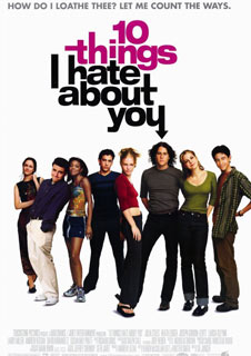 Cinema Book Club: 10 Things I Hate About You