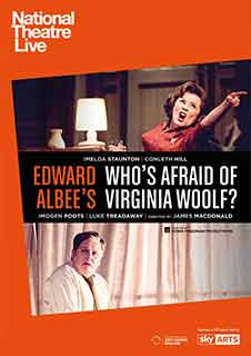 NT Live: Who's Afraid Of Virginia Woolf (Encore)