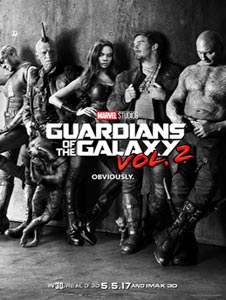 Parent and Baby: Guardians Of The Galaxy Vol. 2