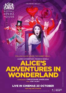 Royal Ballet: Alice's Adventures in Wonderland  (Live)