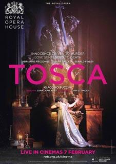 Royal Opera: Tosca (Live)