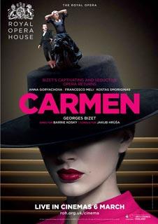 Royal Opera: Carmen (Live)