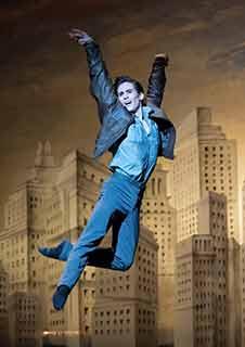 Royal Ballet: Leonard Bernstein Centenary (Live)