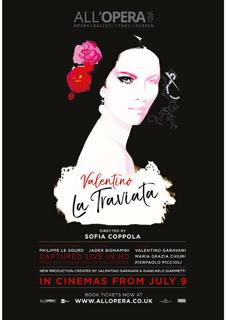 Sofia Coppola's La Traviata