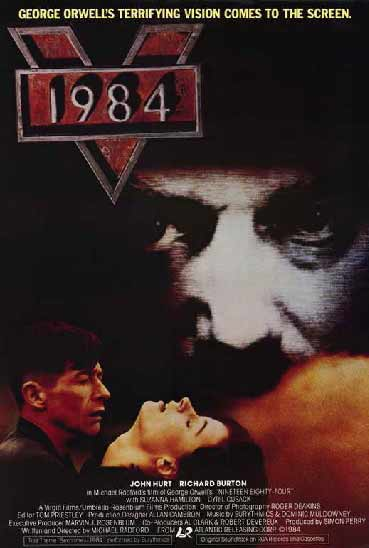 Cinema Book Club: 1984