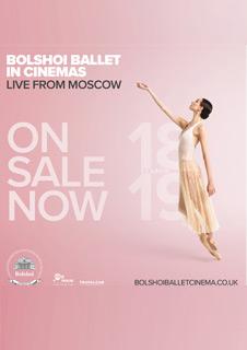Bolshoi Ballet: Coppélia (Live)