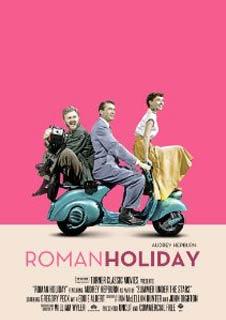 Hepburn Forever: Roman Holiday