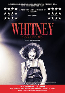 Whitney: Can I Be Me plus Q & A with Performance