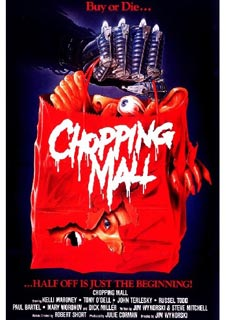 Grindhouse Dublin: Chopping Mall / Blood Beach Double Bill
