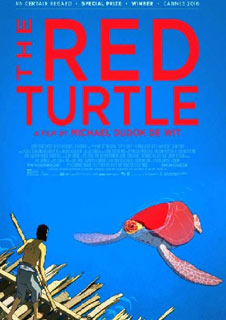 Parent and Baby: The Red Turtle