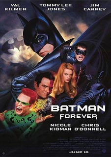 Batman Forever 90's Knight