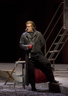 Met Opera: Tosca (Live)