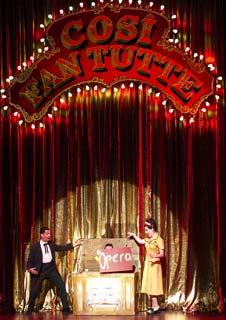 Met Opera: Così fan tutte (Live)