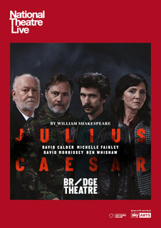 National Theater Live: Julius Caesar (Live)