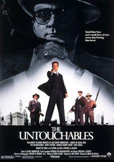 Grindhouse Dublin: The Untouchables 35mm