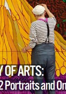 EOS: David Hockney at the Royal Academy of Art