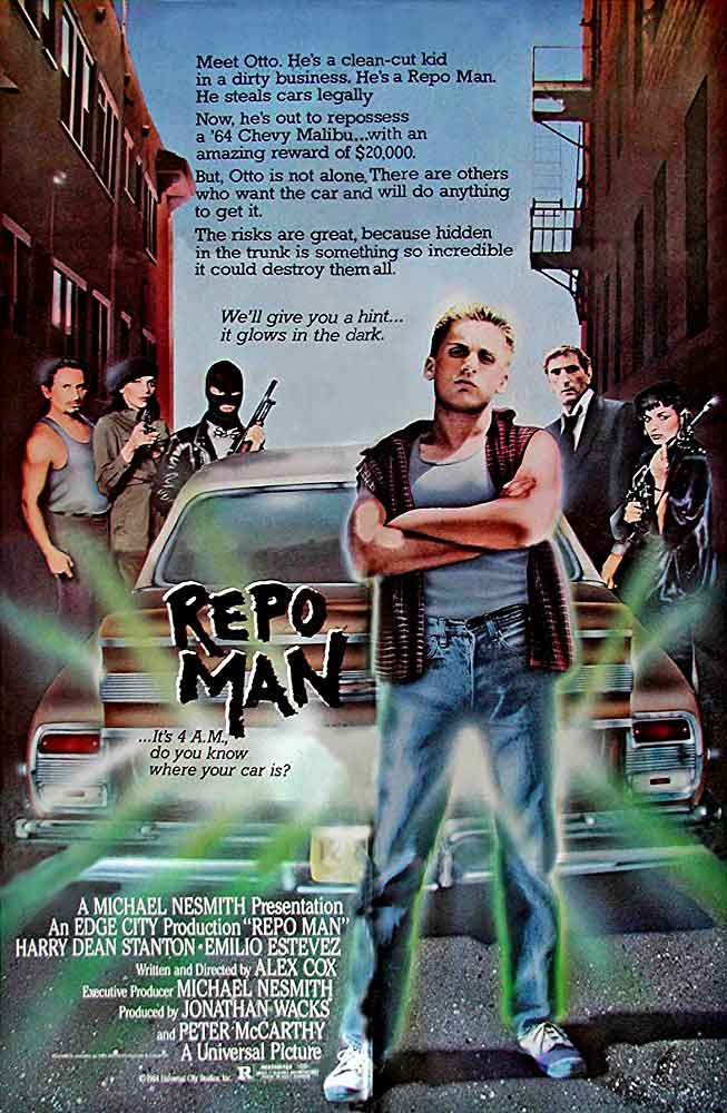 Harry Dean Stanton Tribute: Repo Man