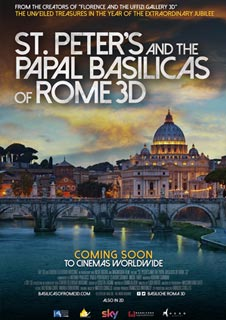 St Peter's and the Papal Basilicas of Rome 3D