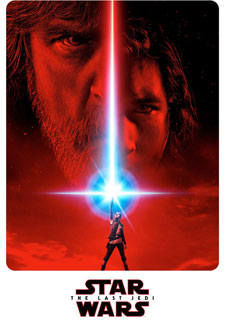 Parent and Baby: Star Wars: The Last Jedi 2D