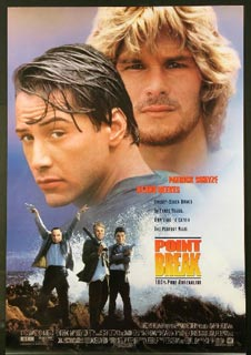 Hollywood Babylon: Point Break (35mm) w/Mid-Winter Beach Party