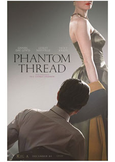 Phantom Thread 35mm