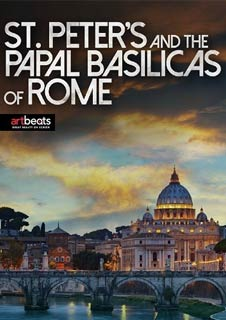 St Peter's and the Papal Basilicas of Rome 2D