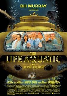 The Life Aquatic with Steve Zissou 35mm
