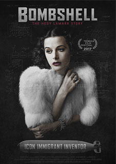 Bombshell: The Hedy Lamarr Story + satellite Q&A with Susan Sarandon
