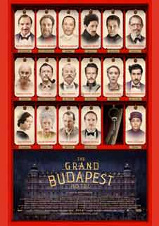 The Grand Budapest Hotel: Prosecco and Patisserie