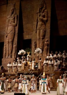 Met Opera: Aida (Live)