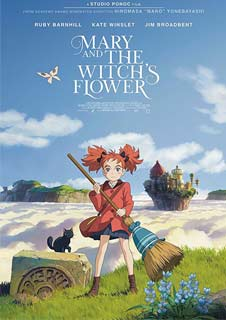 Mary and the Witch's Flower (Dubbed)