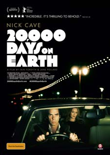 Nick Cave Season: 20,000 Days On Earth