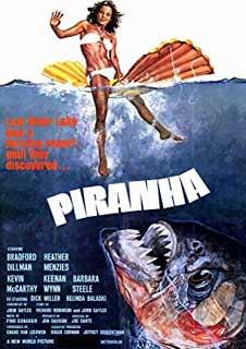 Grindhouse Dublin: Piranha
